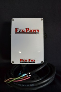 FOX-Paws 250 remote shutoff safety switch