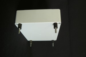 Vibration mounts for Fox-Paws Remote shut-off device